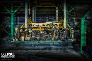 Ford Plant, Swaythling - Complex Machinery