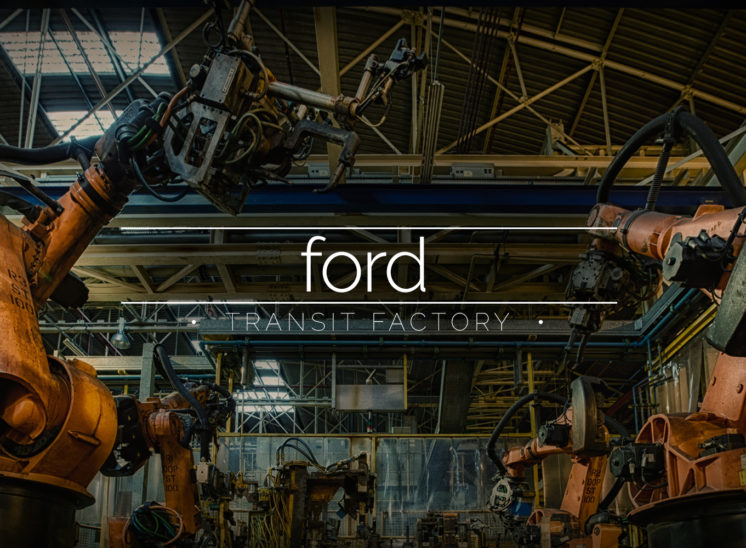 Ford Plant, Swaythling, Southampton