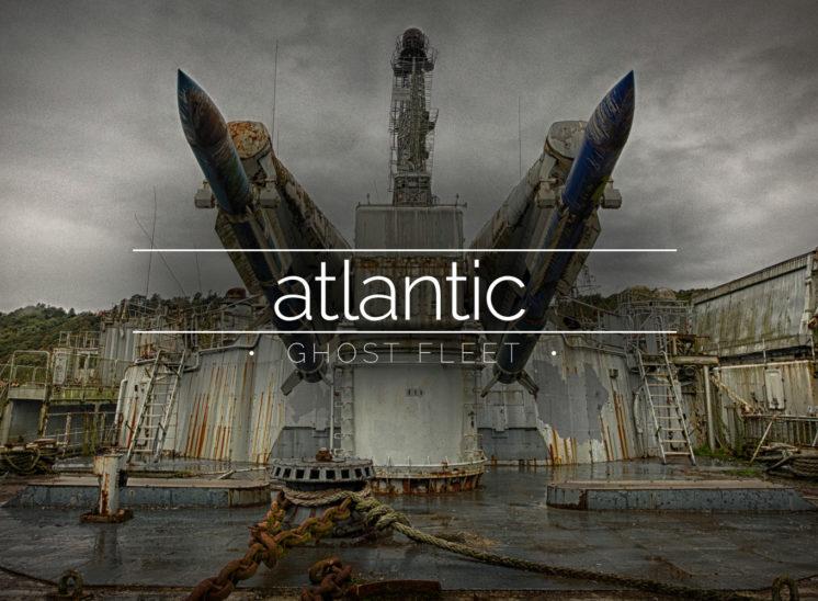 Ghost Ships - War Ships