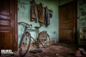 Maison Gustaaf, Belgium - Old bike