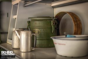 Medical Train, Germany - Pots and pans