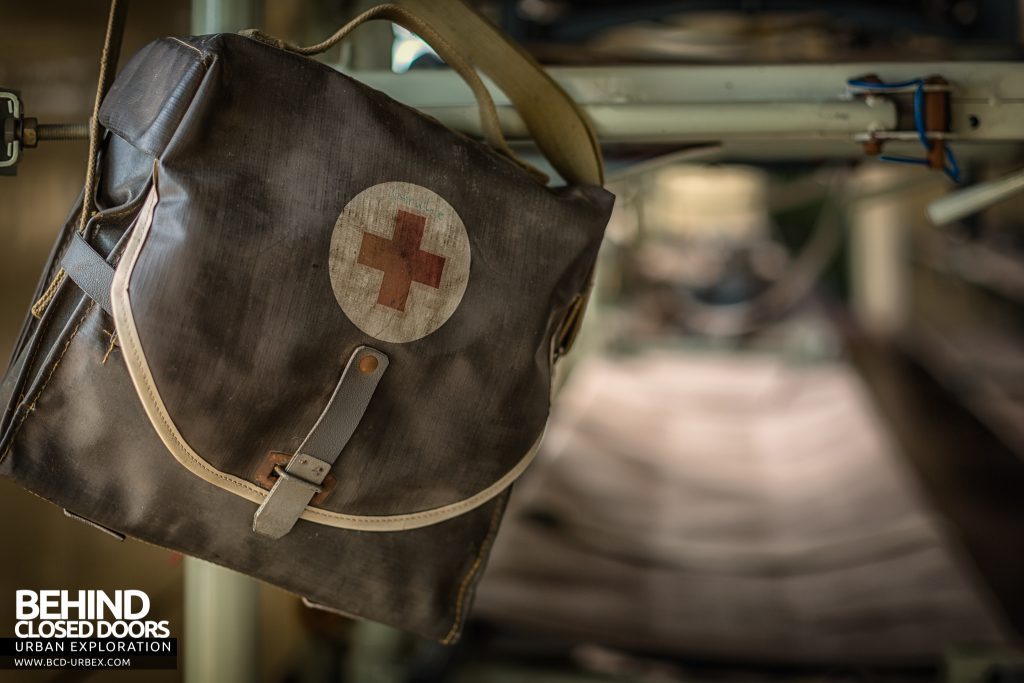 Medical Train, Germany - Doctor's bag