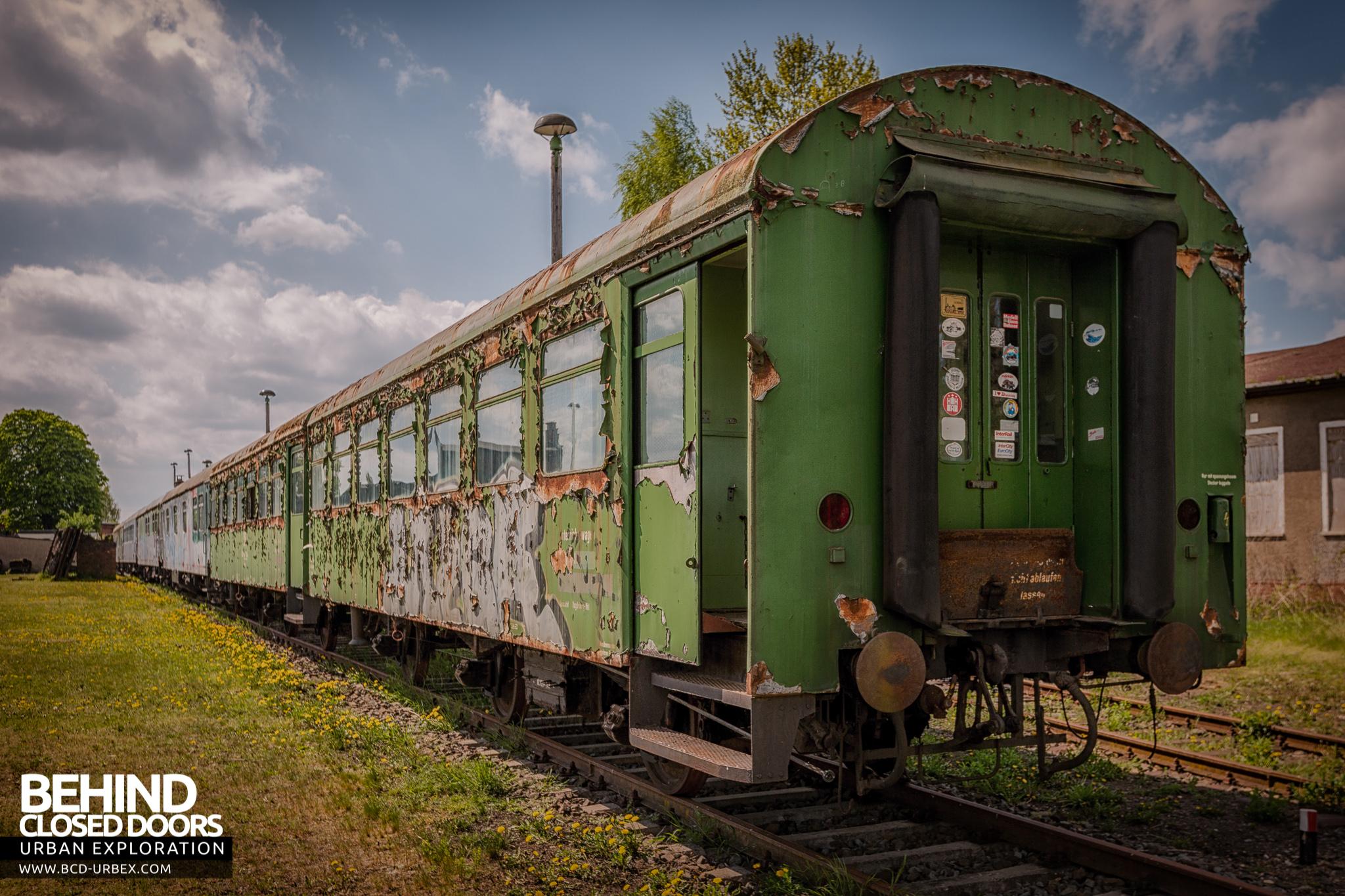 Medical Train Germany 187 Urbex Behind Closed Doors Urban