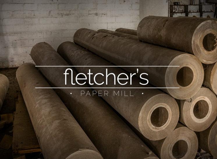 Robert Fletchers Paper Mill, Oldham