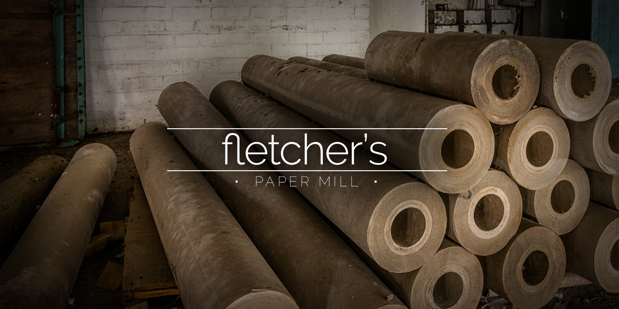 Robert Fletchers Paper Mill, Oldham