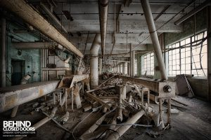 Millennium Mills - Messy pipes
