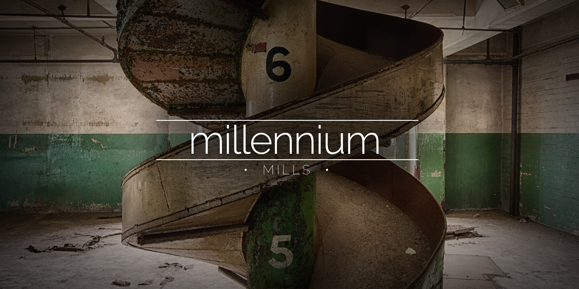 Spillers Millennium Mills London