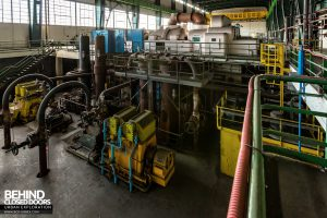 Richemont Power Plant - Machinery