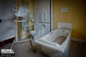 Selly Oak Hospital - Bathroom