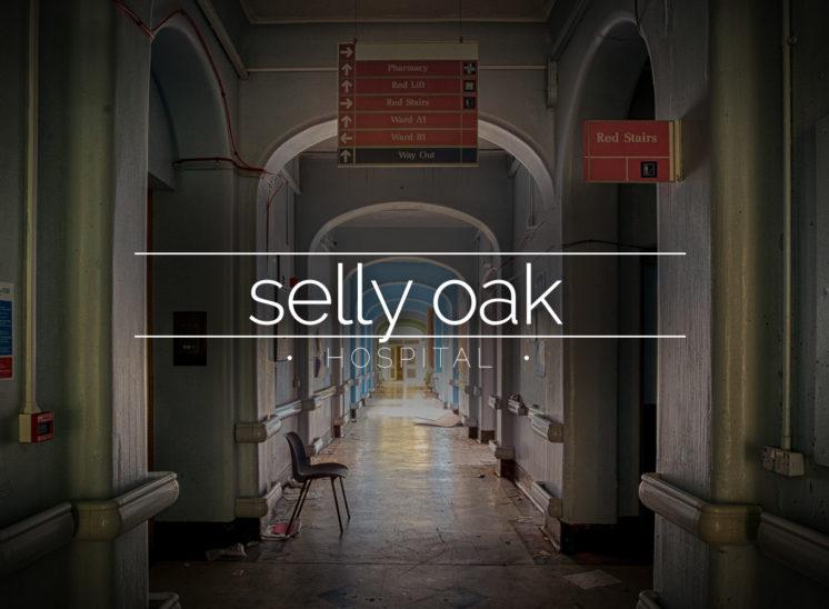 Selly Oak Abandoned Hospital