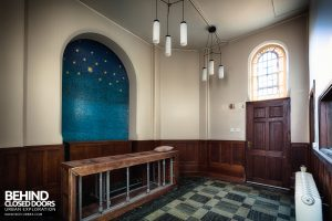 Selly Oak Hospital Mortuary - Chapel of Rest