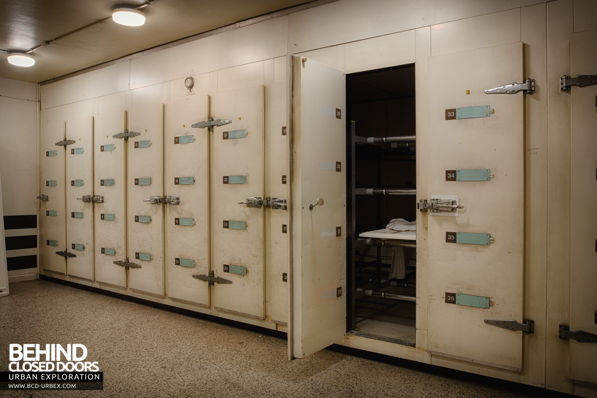 Green Homes Designs Selly Oak Hospital Abandoned Mortuary And Pathology Labs
