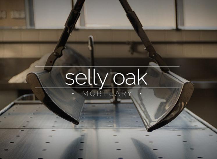Selly Oak Abandoned Mortuary and Pathology Lab