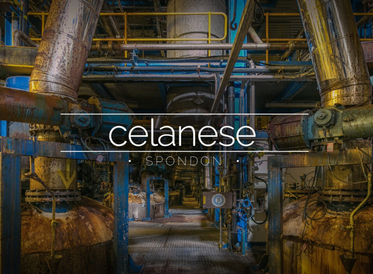 British Celanese, Chemical Factory, Derby
