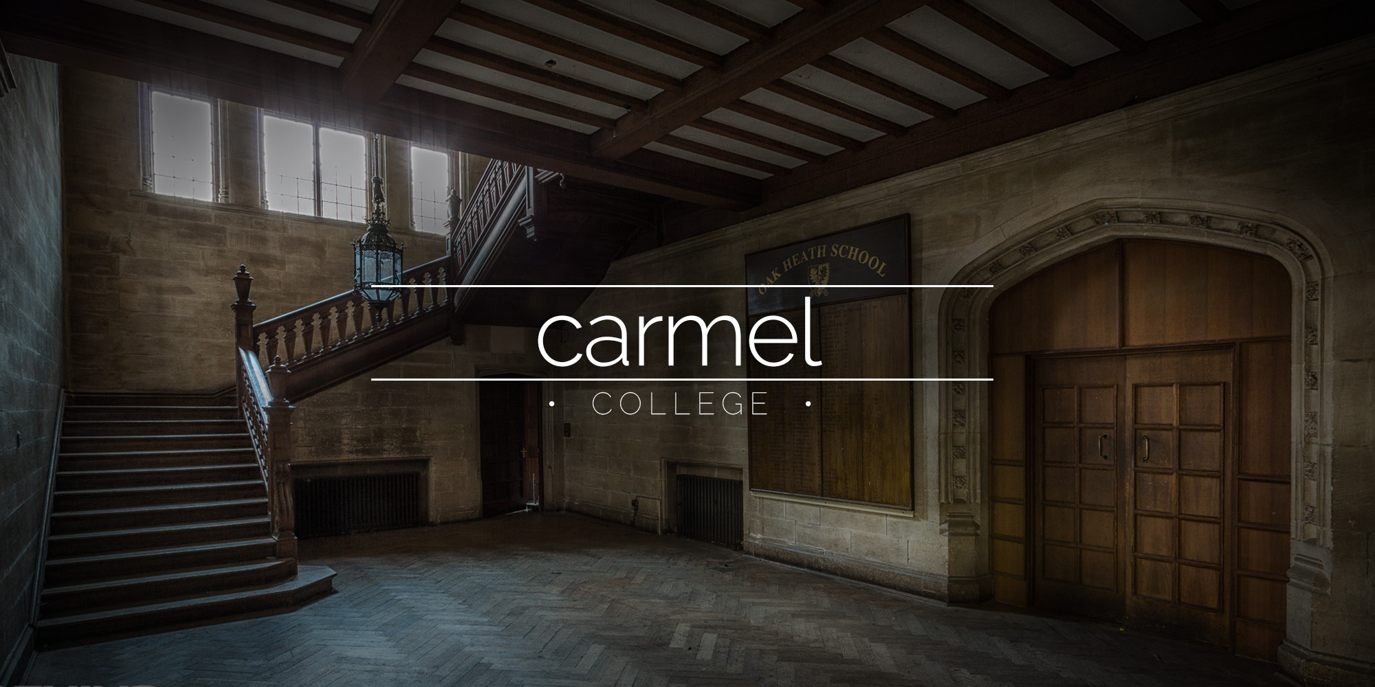 Carmel College Oxfordshire
