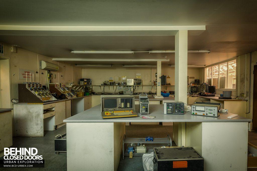 British Celanese, Spondon - Research and development centre