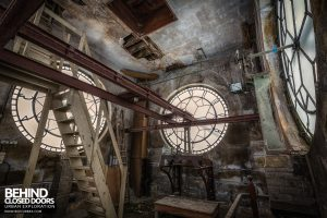 High Royds Asylum - Tower time