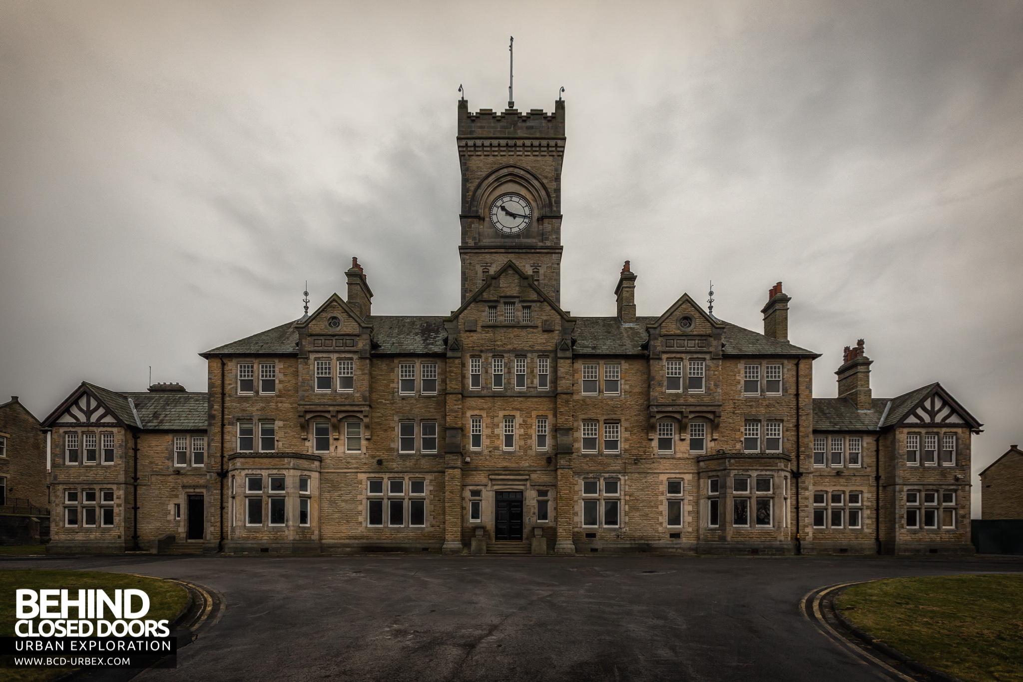 High Royds Psychiatric Hospital West Yorkshire Uk