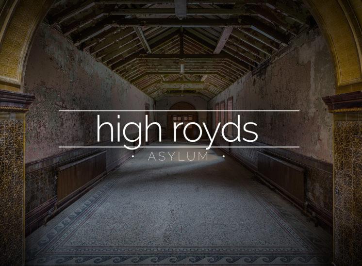 High Royds Asylum, Menston, Yorkshire, UK