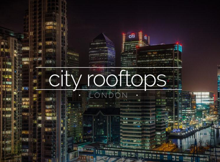 London City Rooftops January 2015