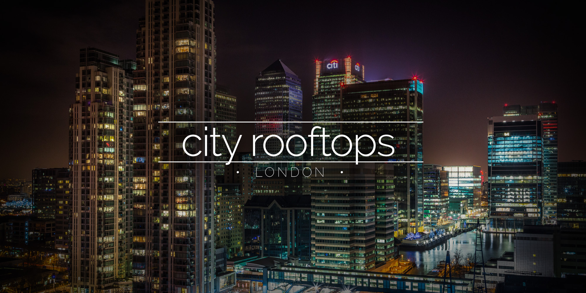 London City Rooftops January 2015