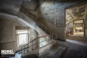 Mono Orphanage, Italy - Staircase