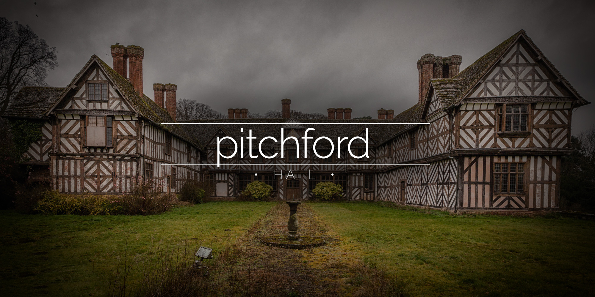 Pitchford Hall, England