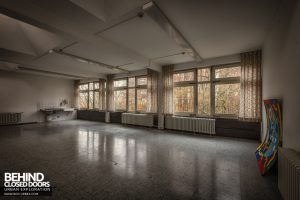 Psychiatrie V Germany - Empty room