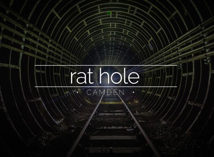 Camden Rat Hole London Underground Tunnel