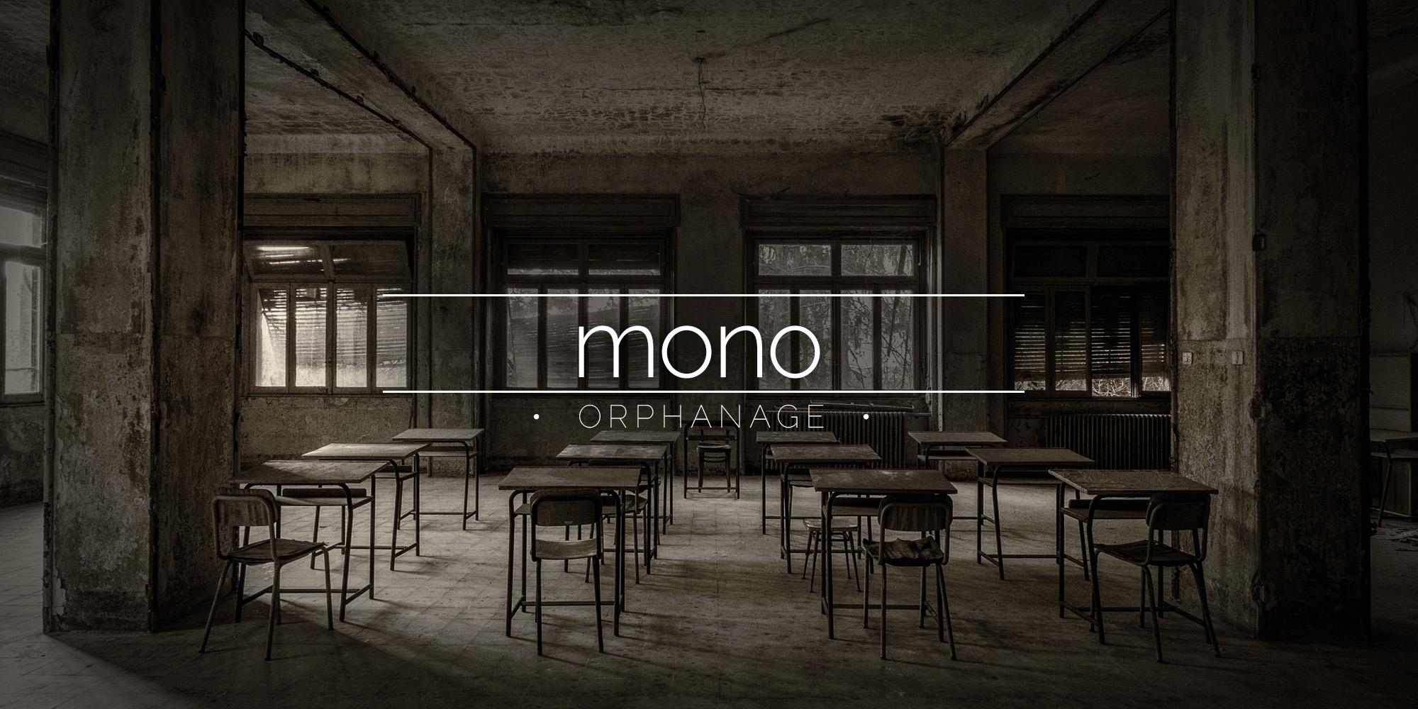 Mono Orphanage Crying Baby Italy