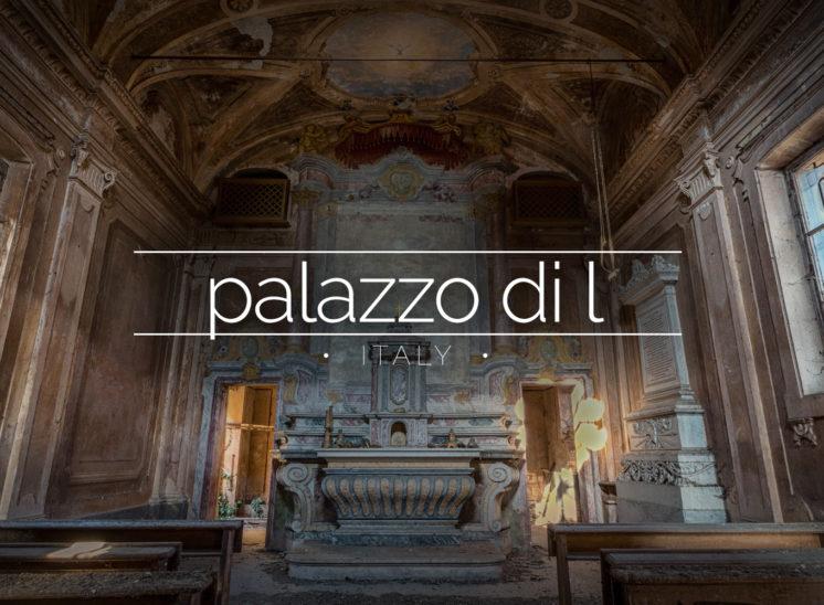 Palazzo Di L Dei Conti M Italy