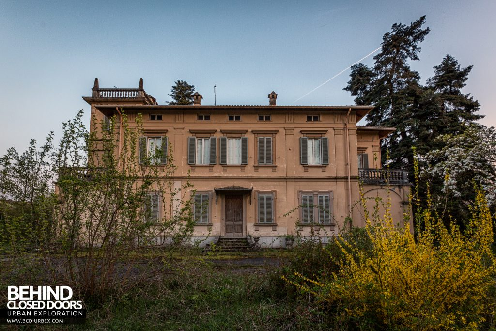 Villa Margherita, Italy - External