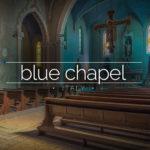 Blue Chapel, Abandoned Monastery, Italy