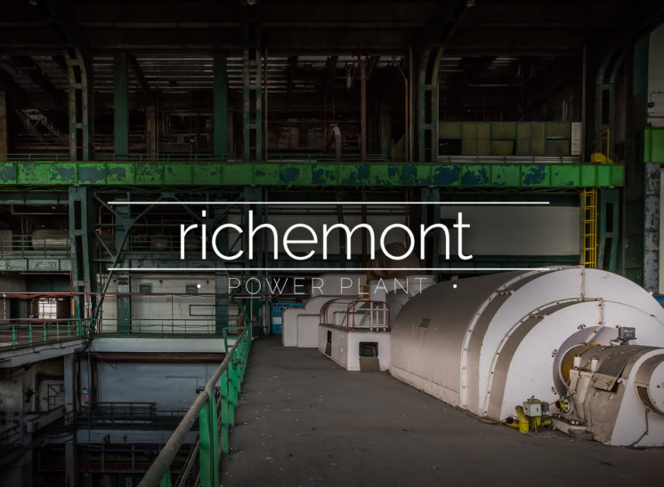 Richemont Power Plant, France