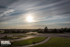 RAF West Raynham - Hangars