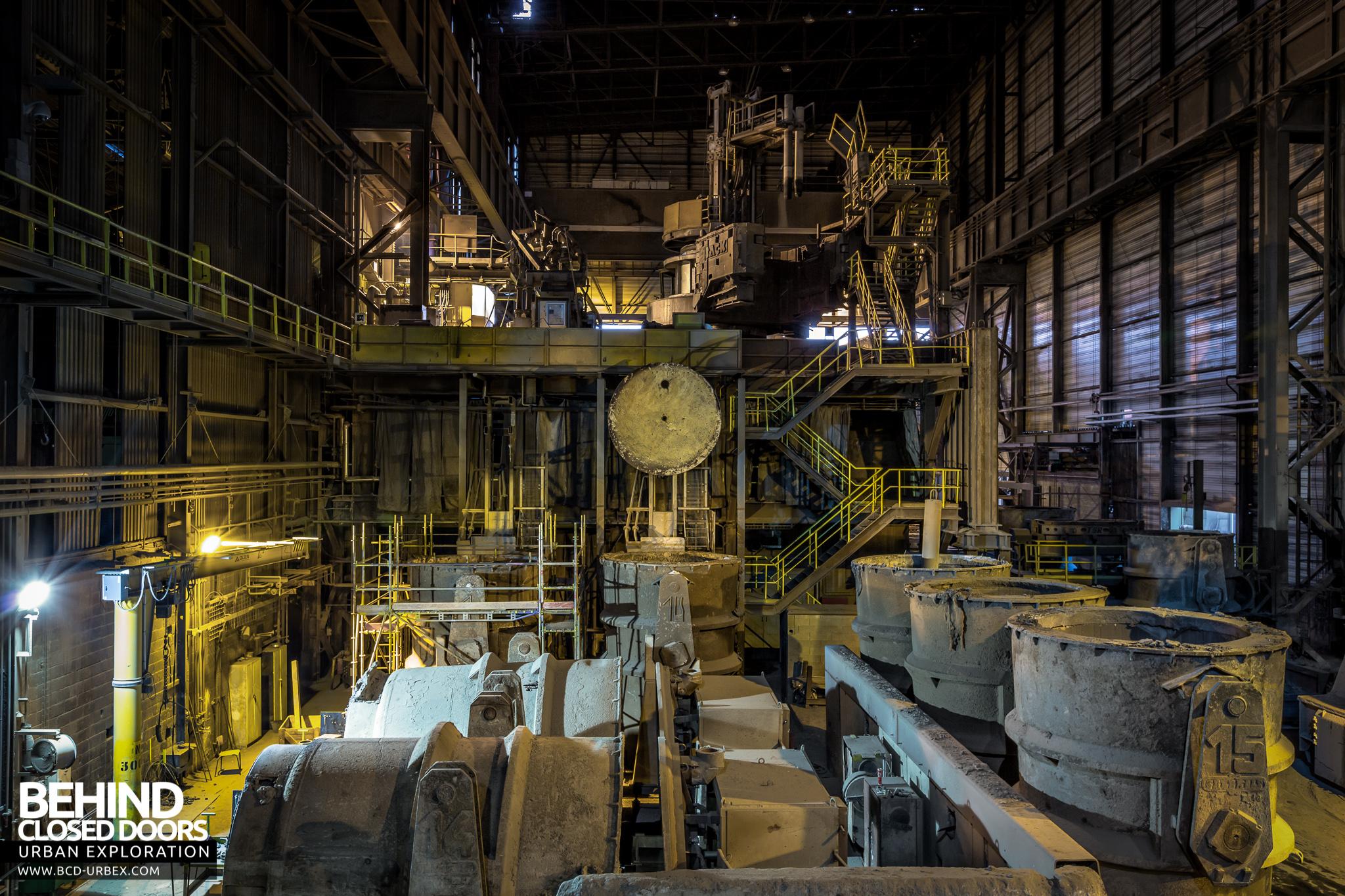 s m  steel works  belgium  u00bb urbex