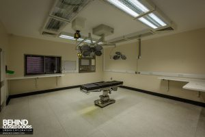 Alder Hey - Another theatre