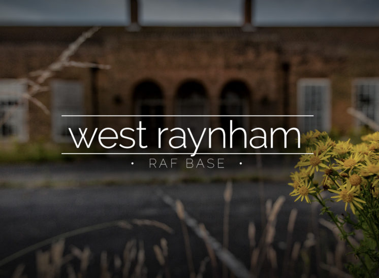 RAF West Raynham, Norfolk