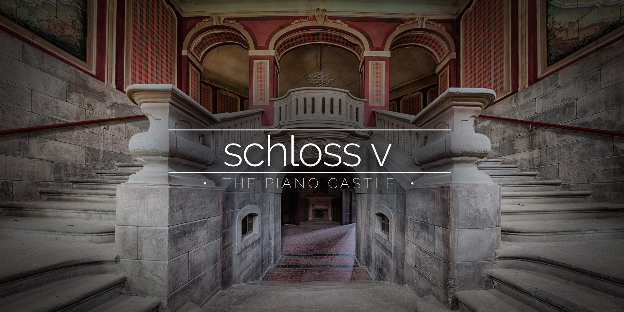 Schloss V Germany - The Piano Castle