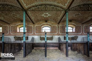 Schloss V, Germany - Stables
