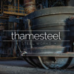 Thamesteel Steel Works, Sheerness, UK