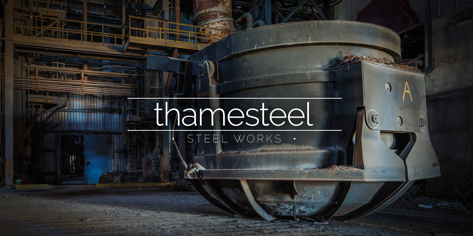 Thamesteel Steel Works, Sheerness