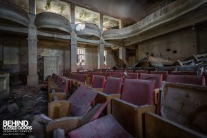Bulgaria Theatre - Seats
