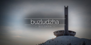 Buzludzha, Communist Headquarters Monument, Bulgaria