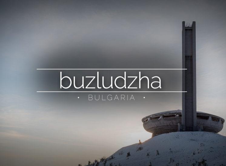 Buzludzha Bulgaria