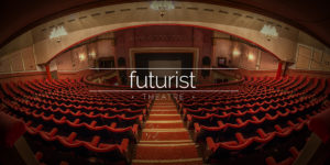 Futurist Theatre, Scarborough, UK