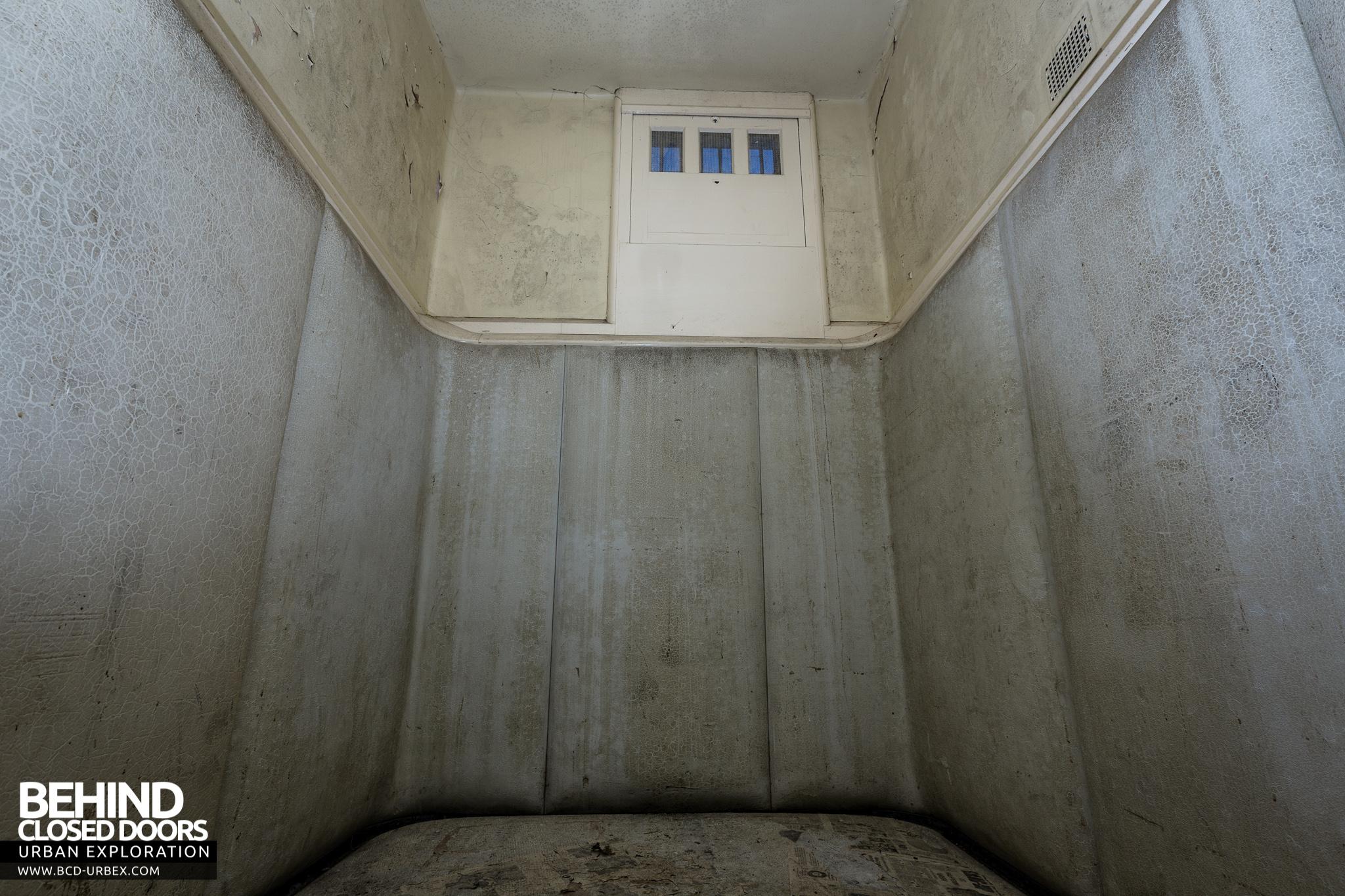 Padded Cell Royal Hospital Haslar G Block Gosport Uk