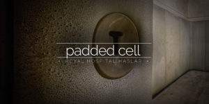 Padded Cell - Royal Hospital Haslar G-Block, Gosport, UK