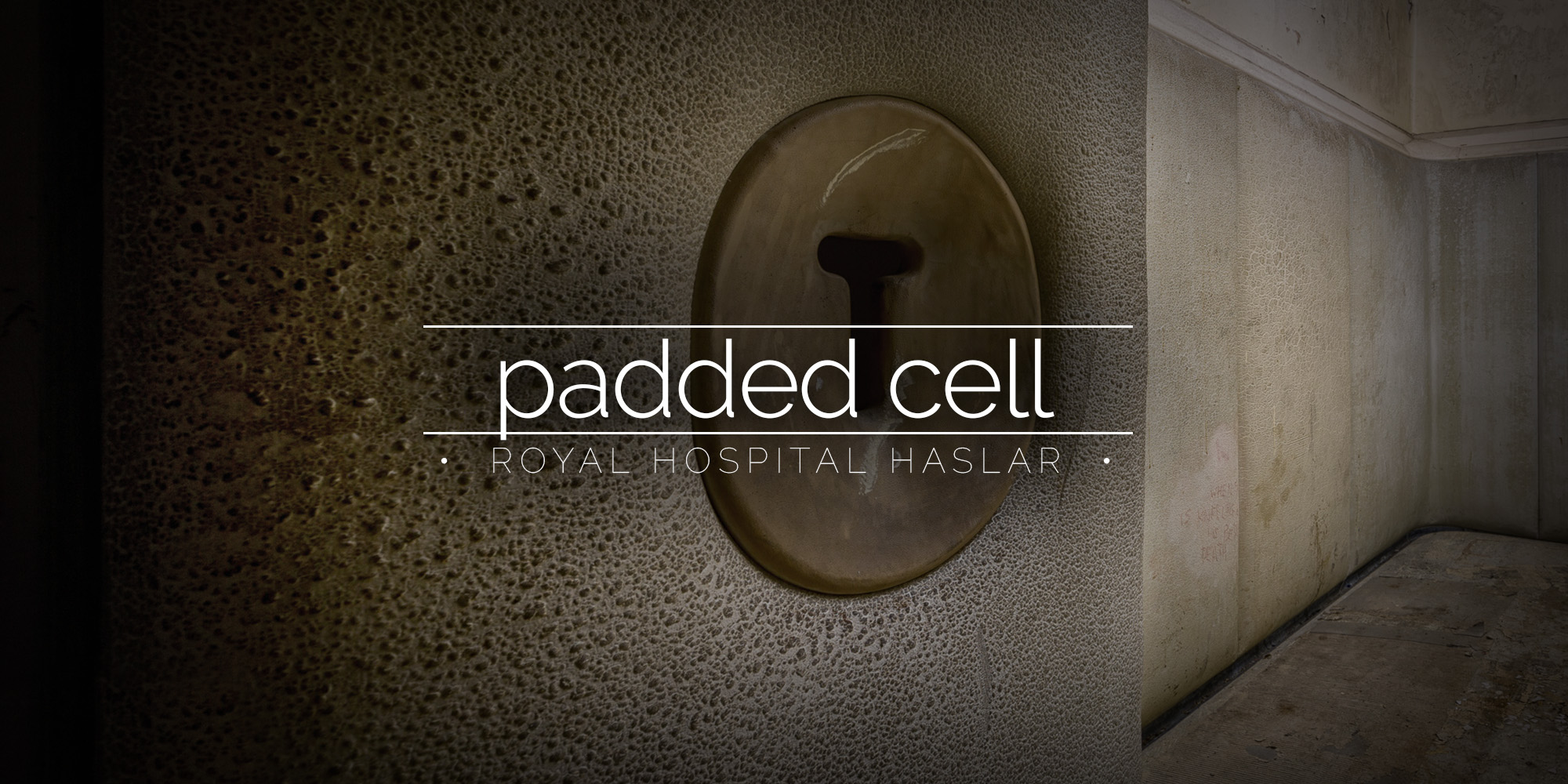 Royal Hospital Haslar Padded Cell