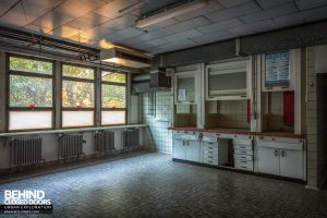 Hopital Civil de Charleroi - Laboratory